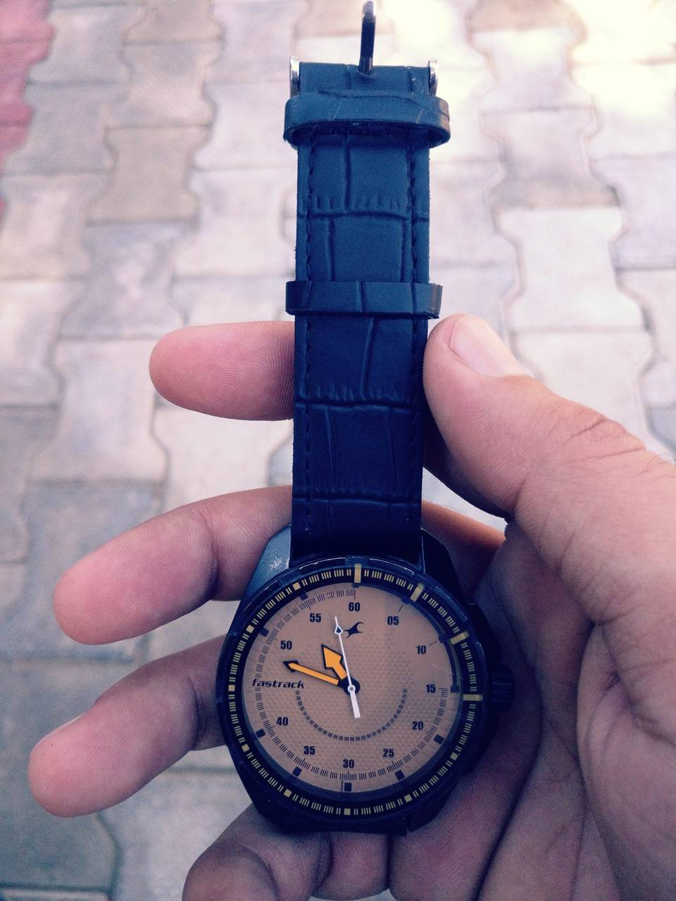 Watch or Time Clock