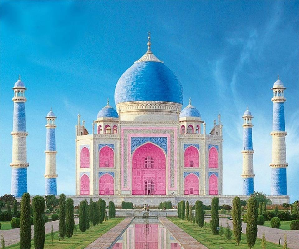 Taj Mahal Hd