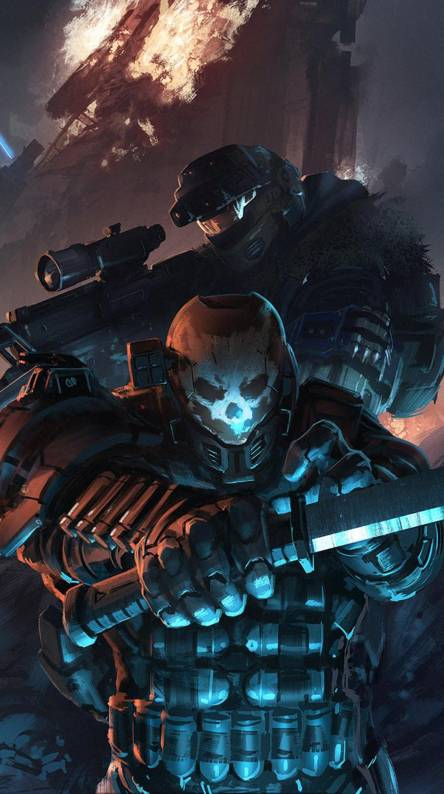 Halo Reach Wallpapers Free By Zedge