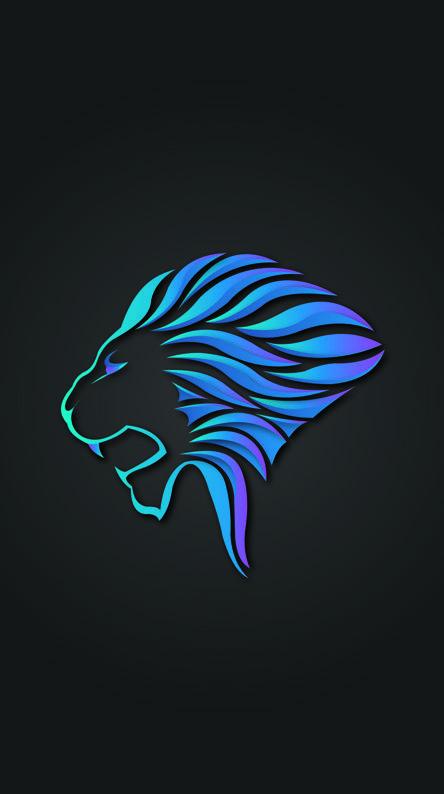 lion illustrator