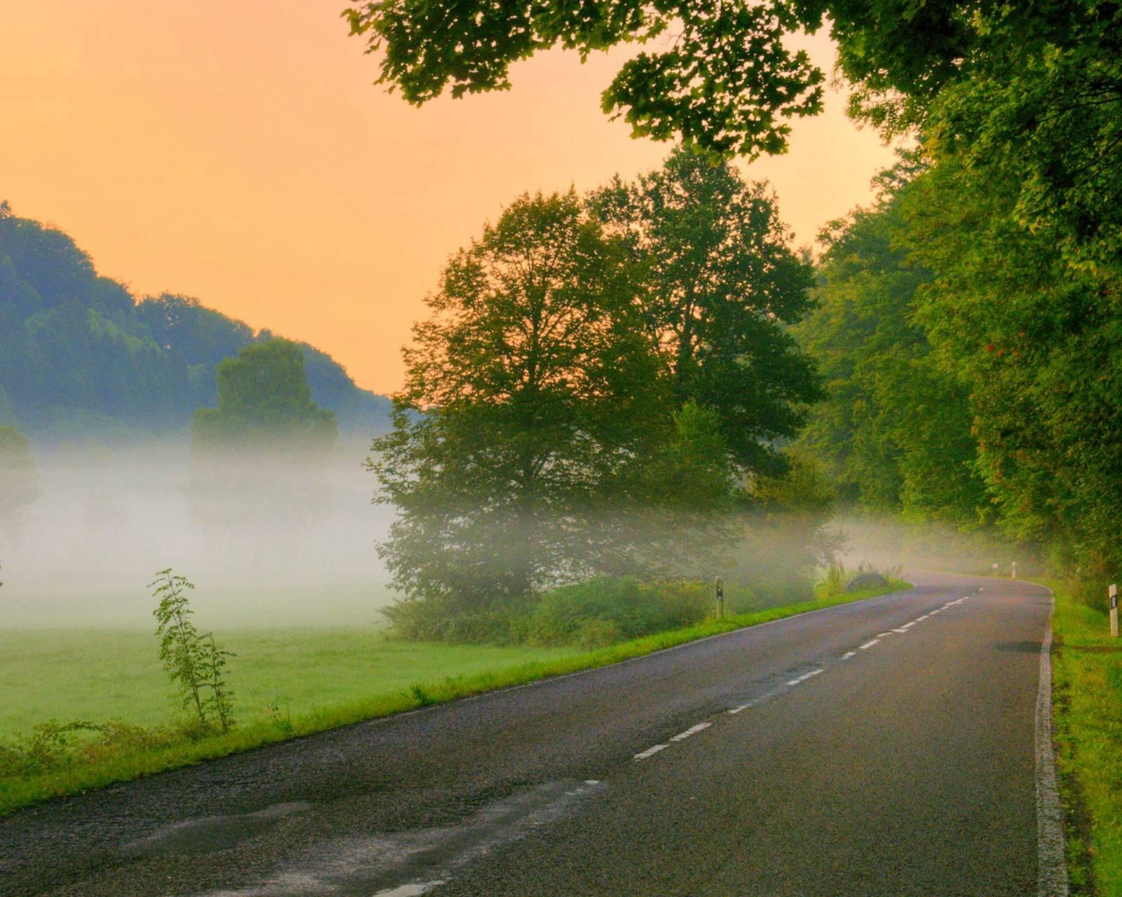 Mist Roads