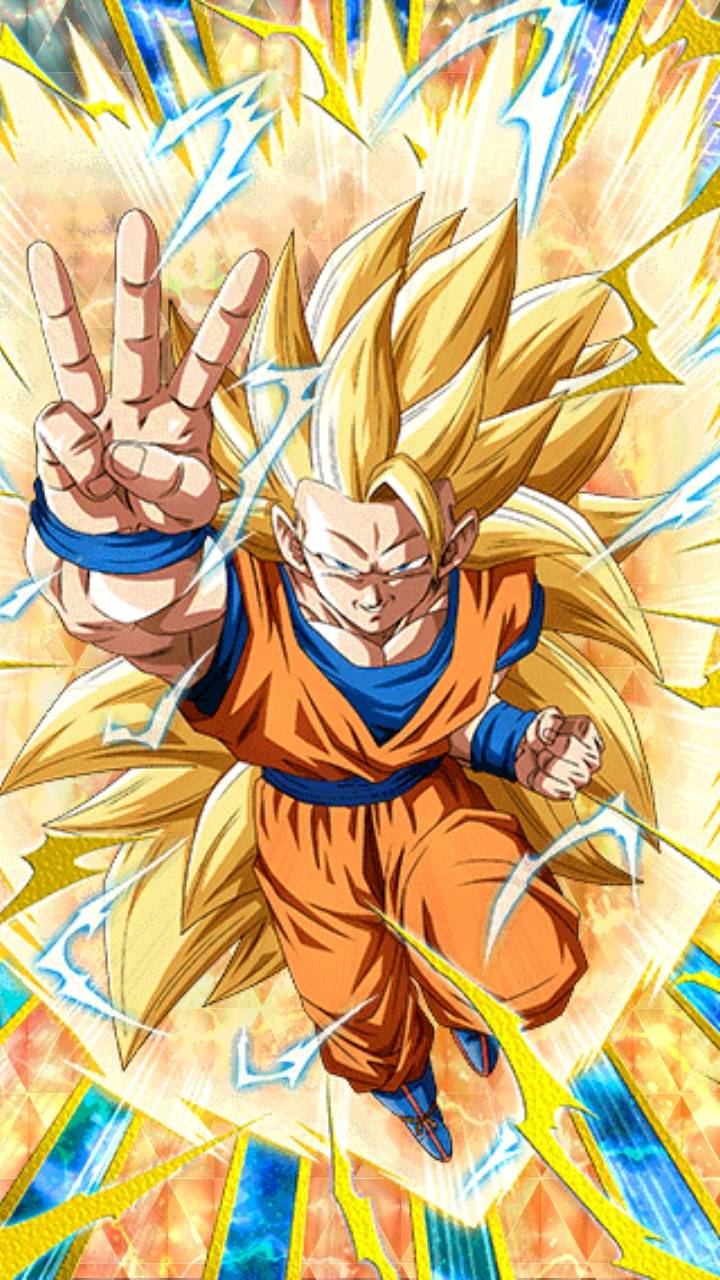 Goku Super Saiyan 3 Wallpaper By Chuft026 E6 Free On Zedge