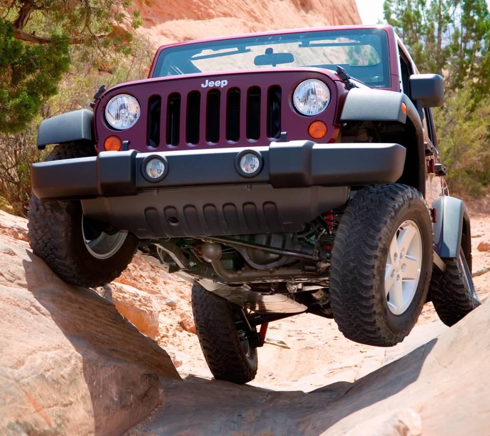 Jeep Crawl