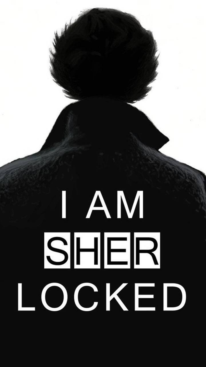 Sherlock Lock Screen