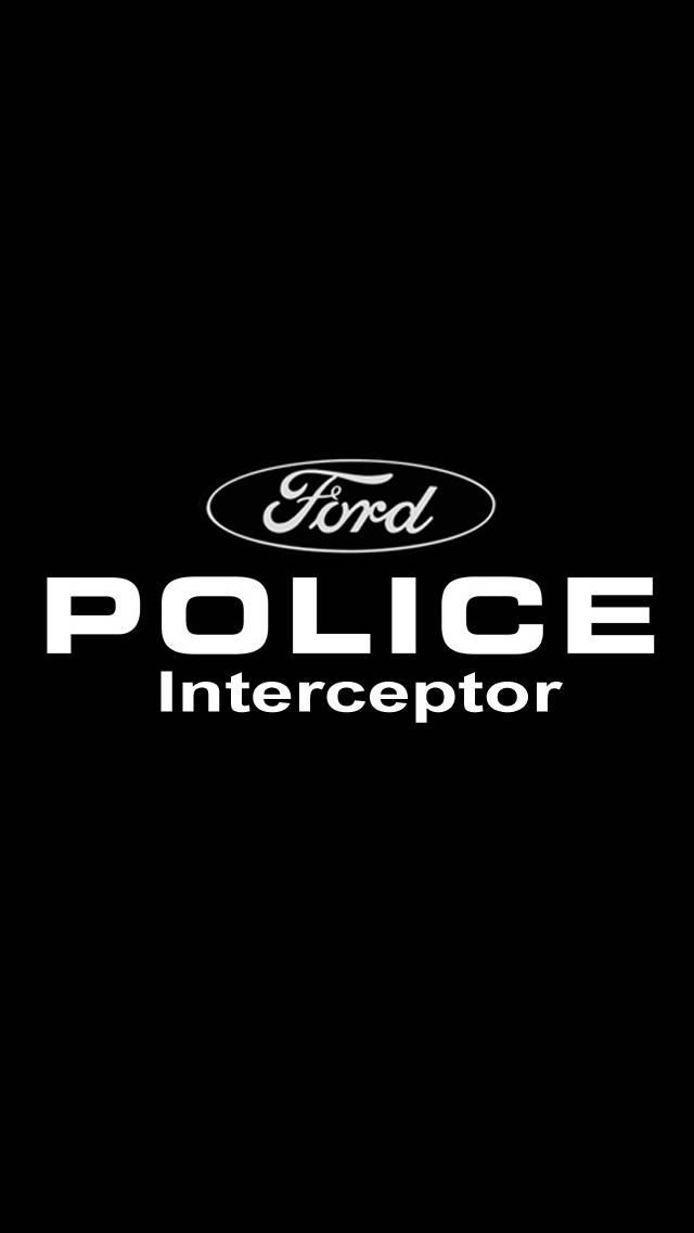 Ford Police Intercep