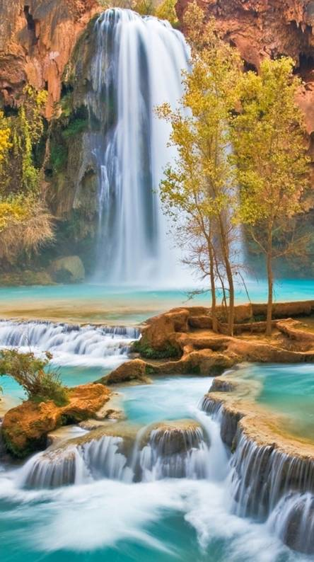 Waterfall Wallpapers Free By Zedge