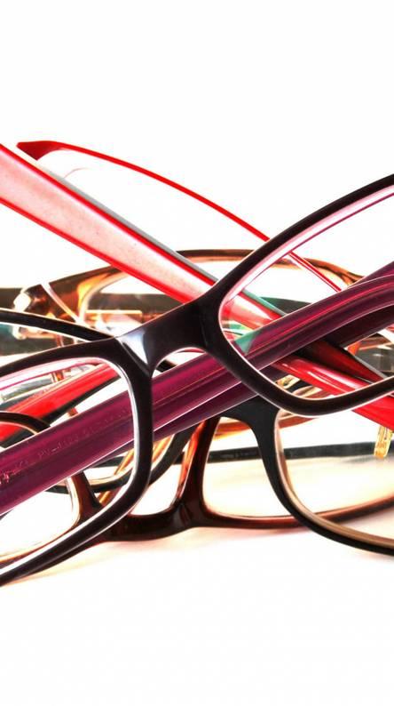 Glasses Heap