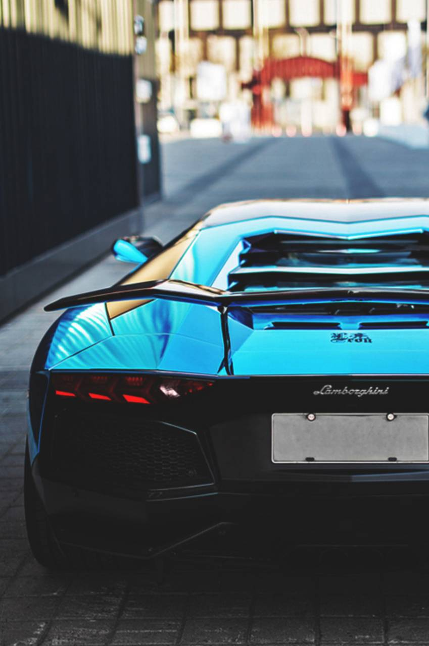 Blue Chrome LP760-4