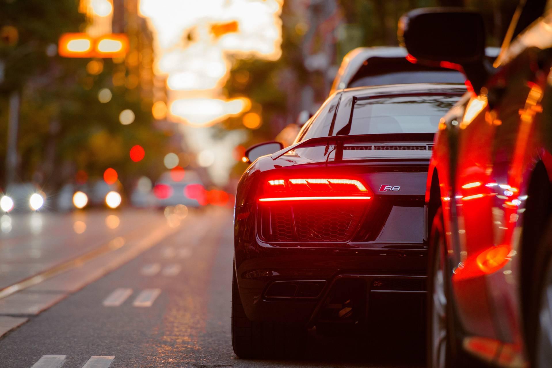 Blur cars