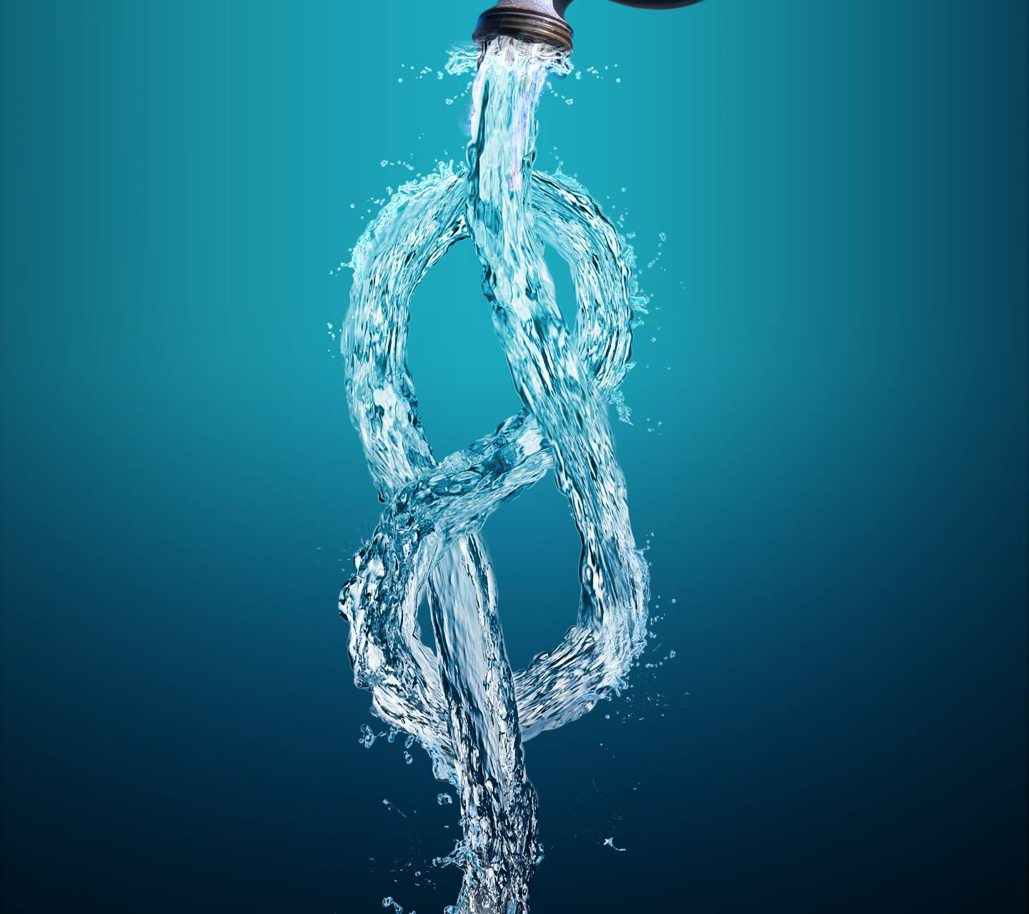 Water Knot