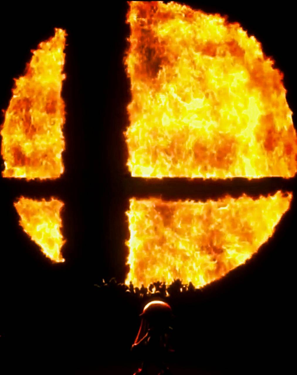 Smash Bros Fire