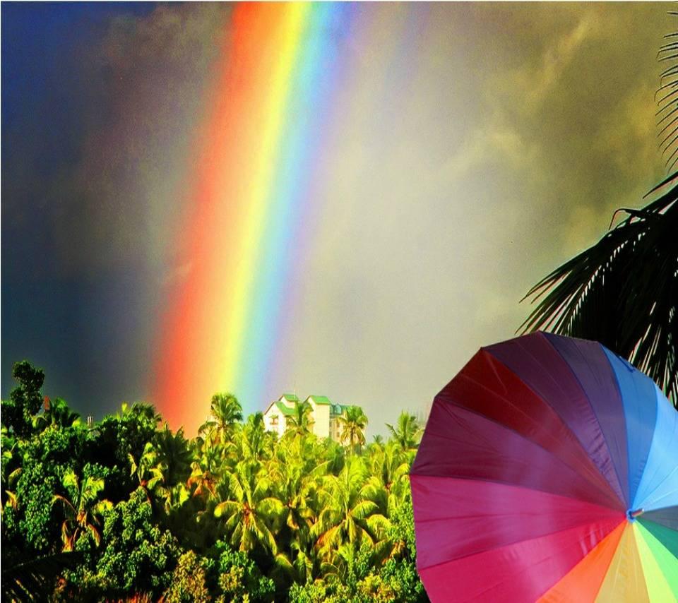 Heaven Rainbow Hd