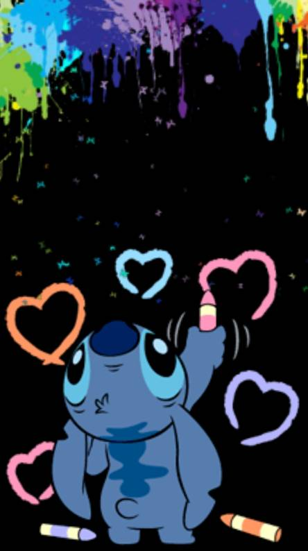 Download Gambar Stitch Lucu Terbaru Vina Gambar