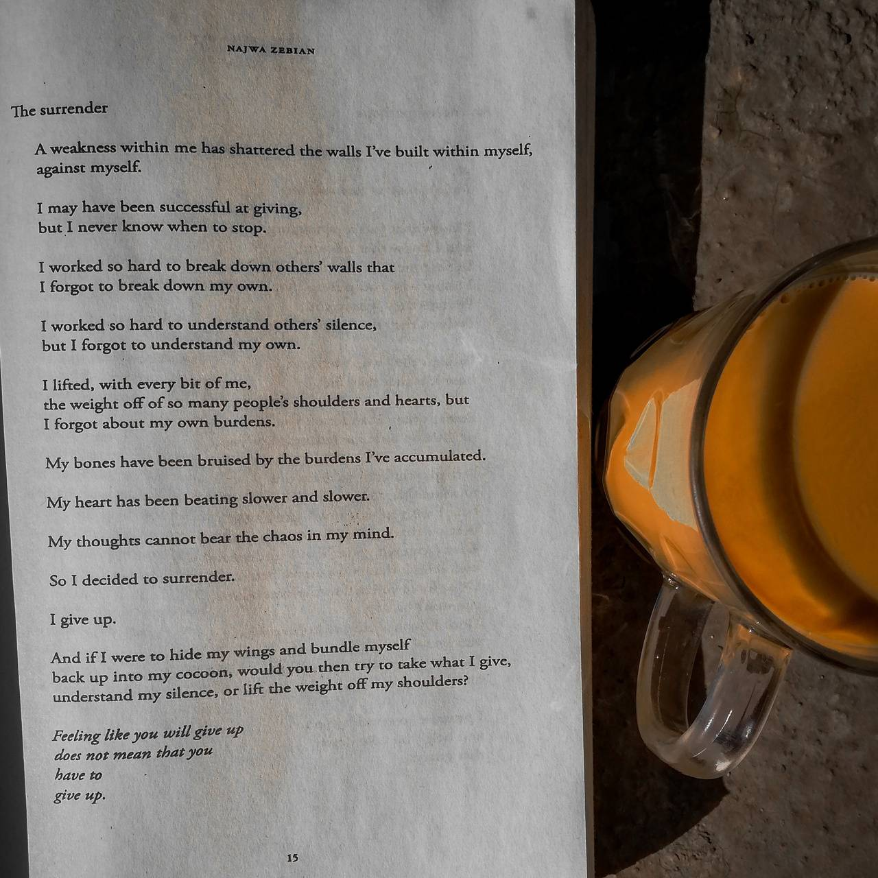 Read and Sip