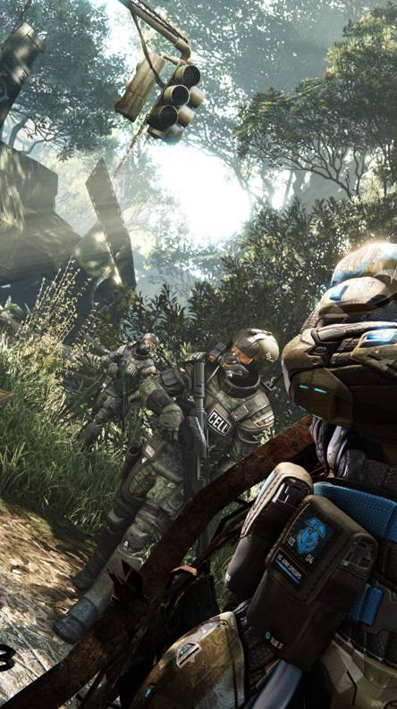 Crysis 3 Hunter Edit