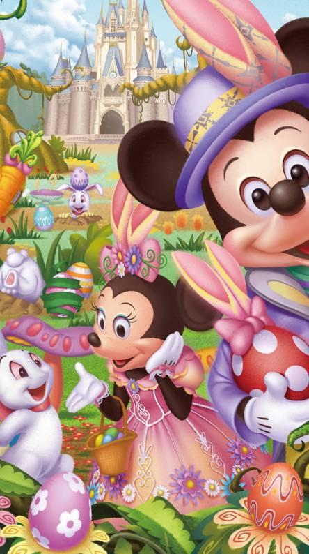 Cartoons Easter