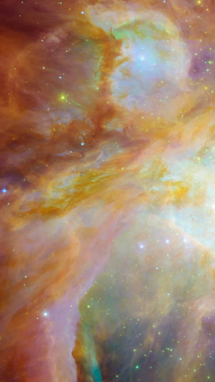 Orion Nebula 5K