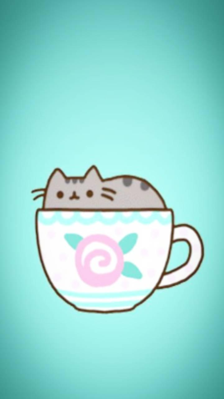 Pusheen cup