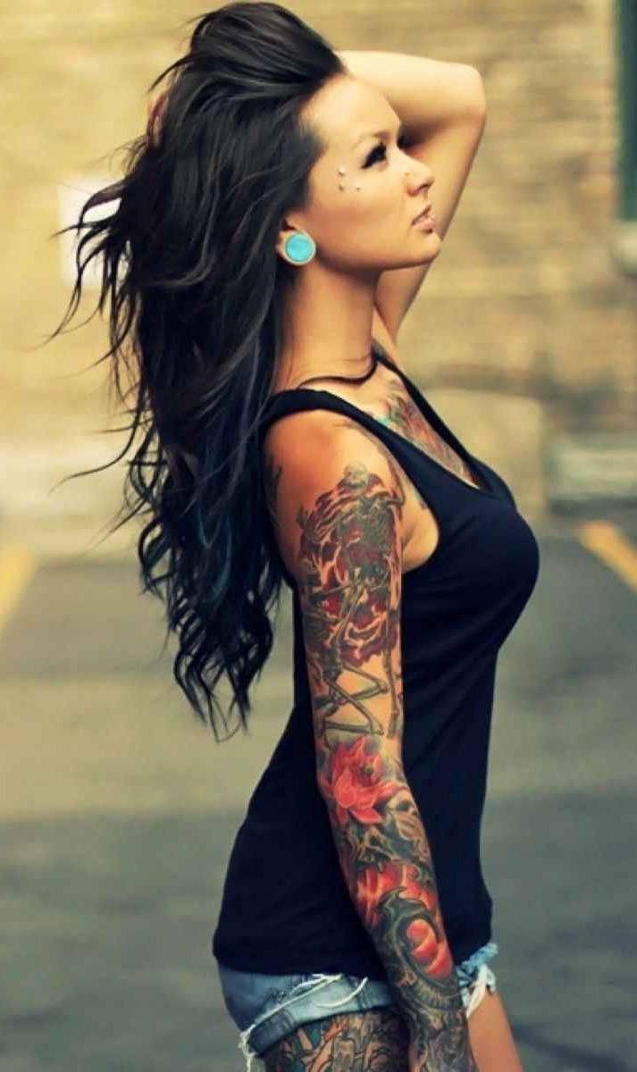 Tattoo Girl Wallpaper By Samay77m 39 Free On Zedge