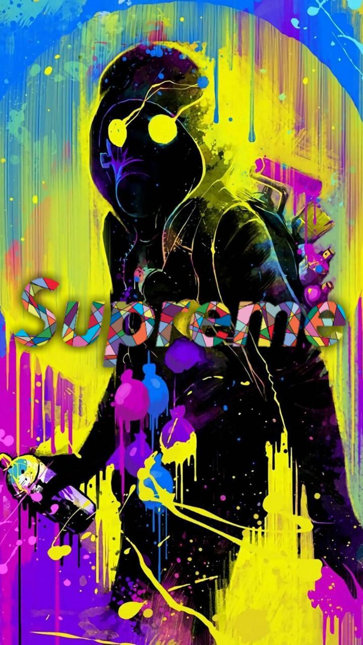 Supreme Street Art Wallpaper By Kolumbantibor92 89 Free On Zedge