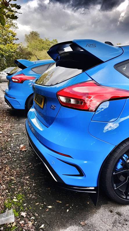 Ford Focus Rs Wallpapers Free By Zedge