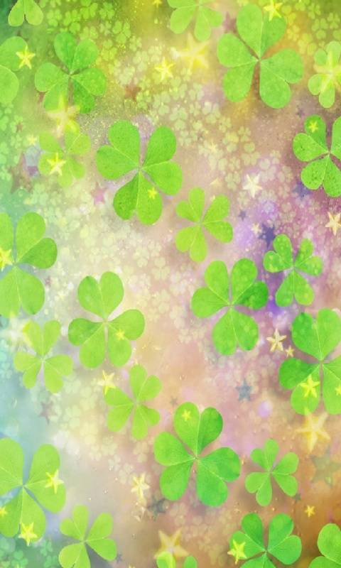 Irish Clover Wallpaper By Bobeem1315 C9 Free On Zedge