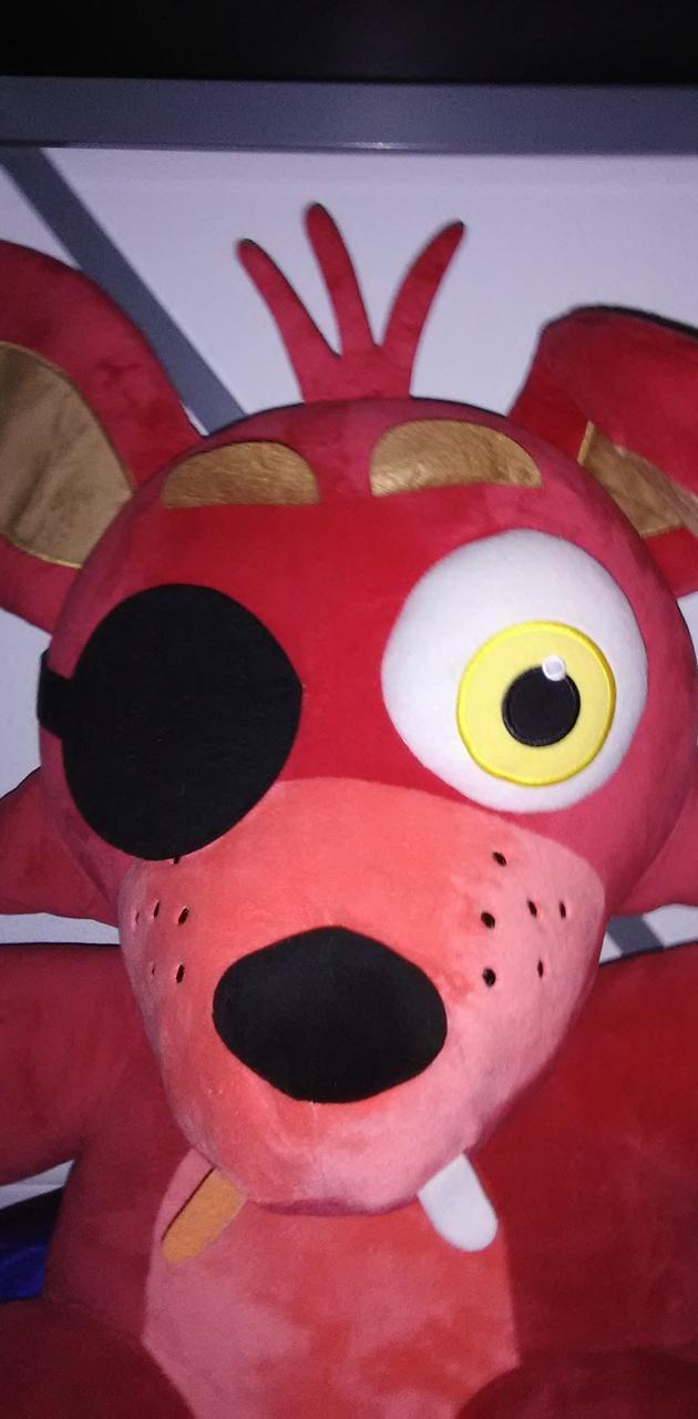 Foxy Plush