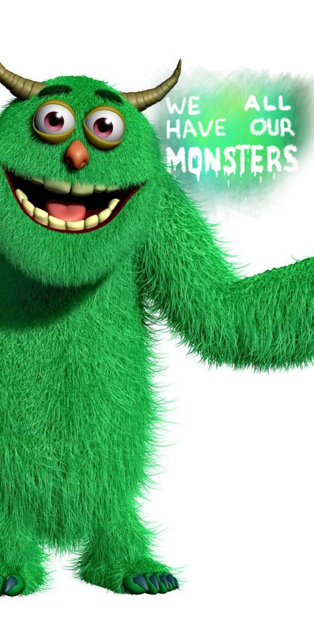 Friendly Monster
