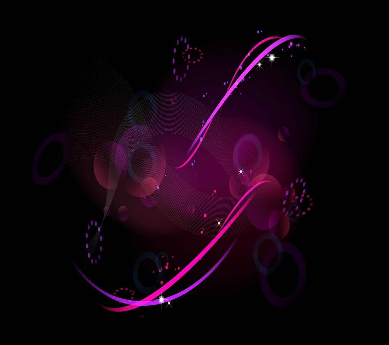 pink swrils