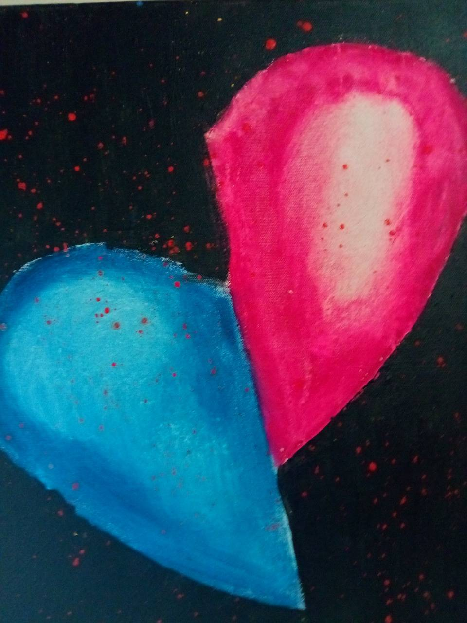 Wierd heart