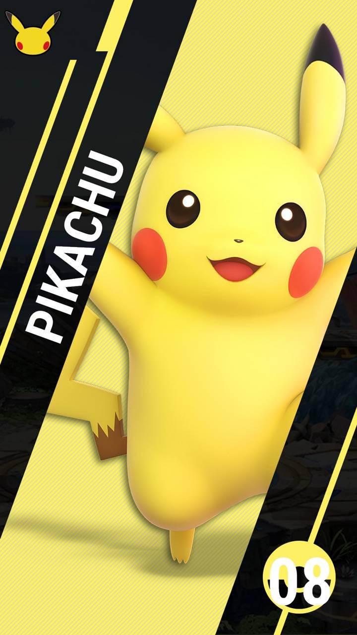 SSBU Pikachu