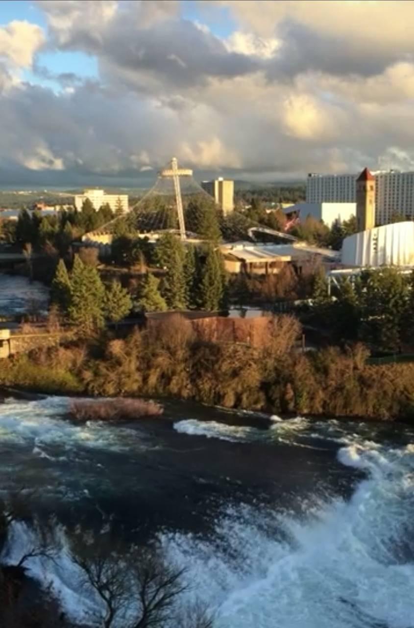 Spokane Falls WA