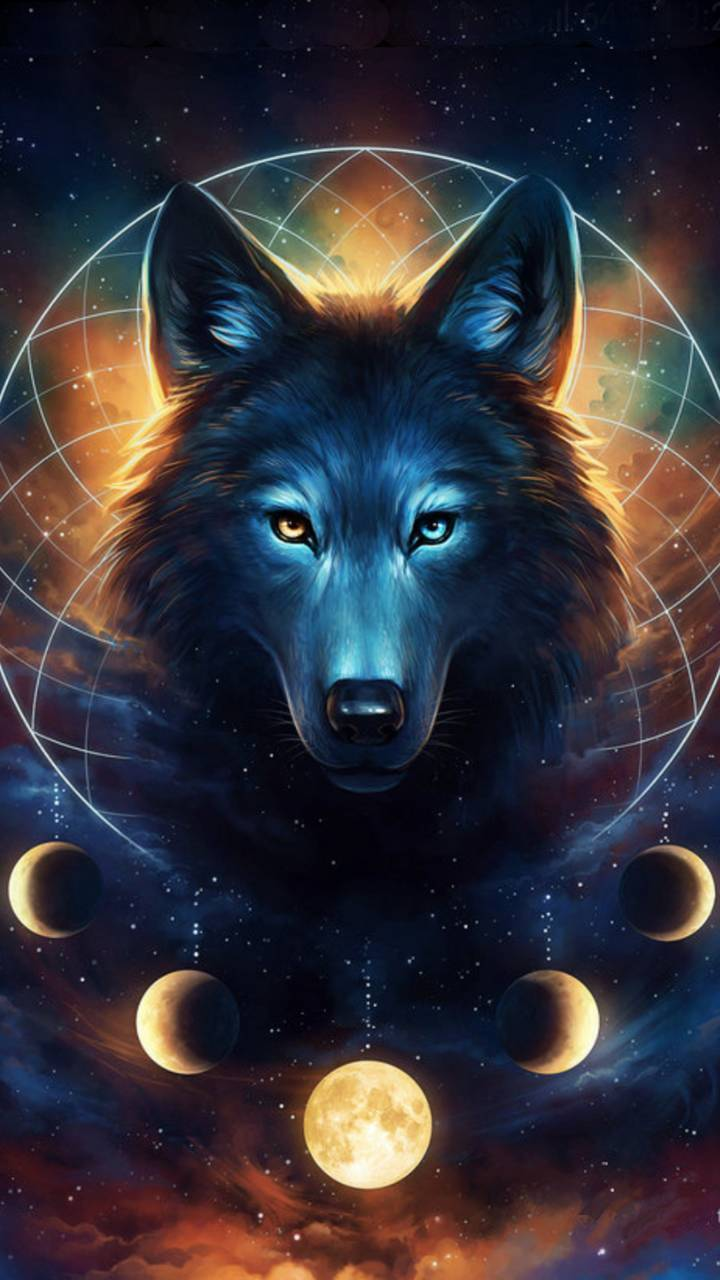 Spirit Wolf Wallpaper By Wolfymike Ab Free On Zedge