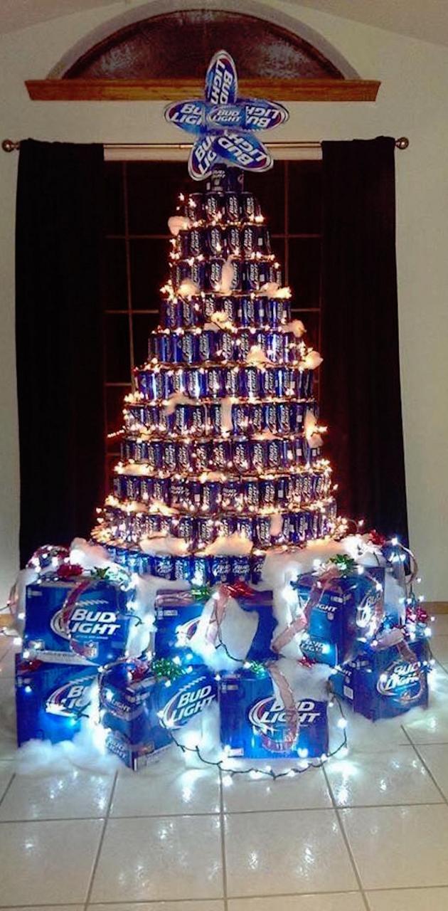 Bud Light Tree
