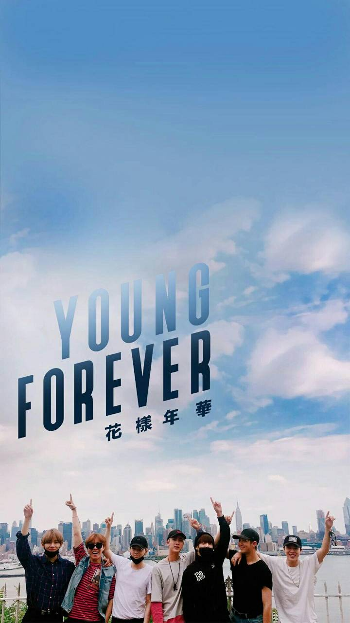 Unduh 6000 Wallpaper Bts Young Forever  Gratis