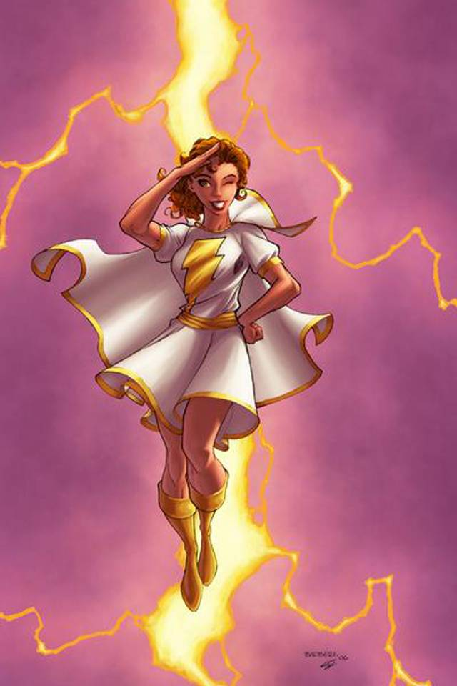 Mary Marvel I4