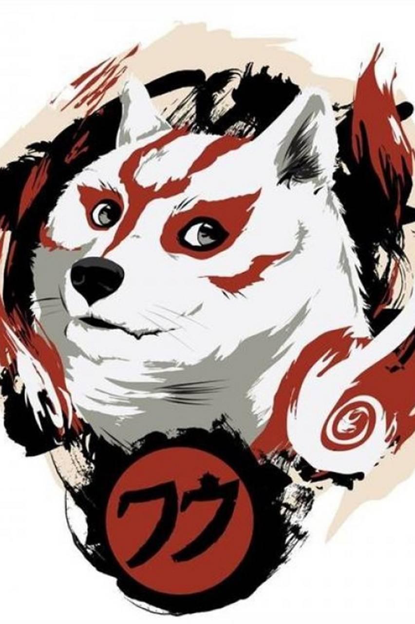 Doge Okami