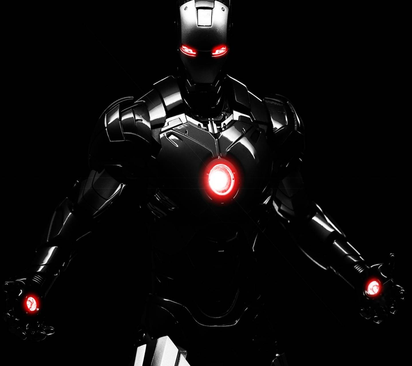 black iron man wallpaperbilal_123 - 1d - free on zedge™