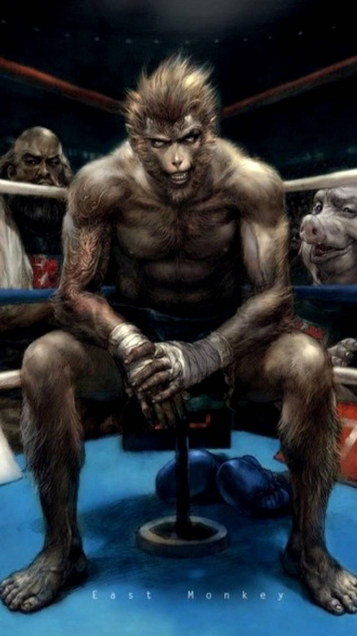 East monkey