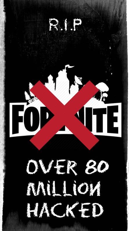 RIP FORTNITE