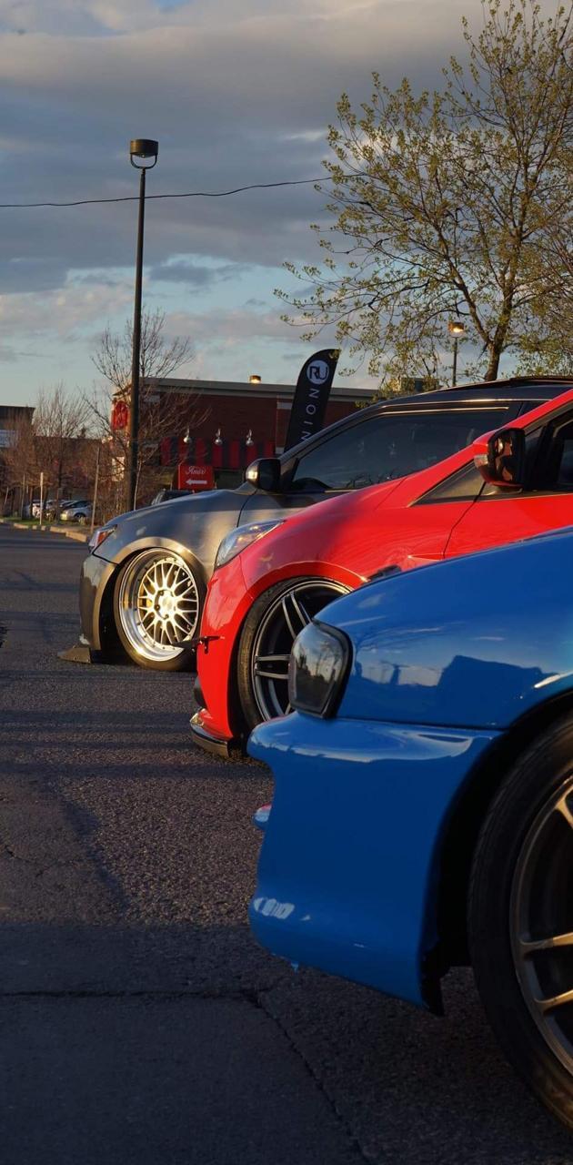 Subaru focus sciob