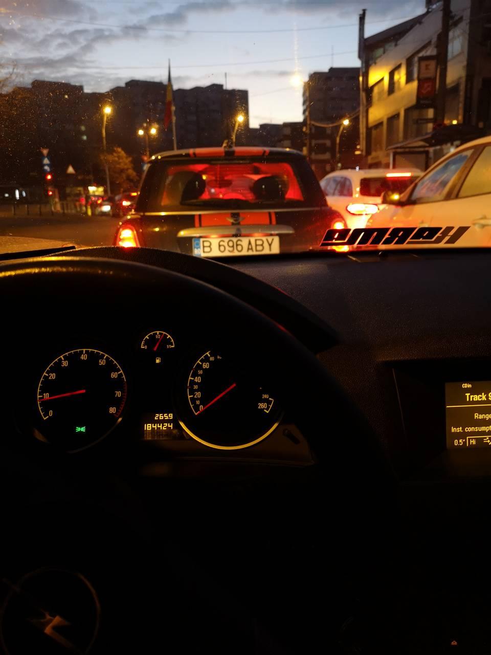 Opel carstiker karma