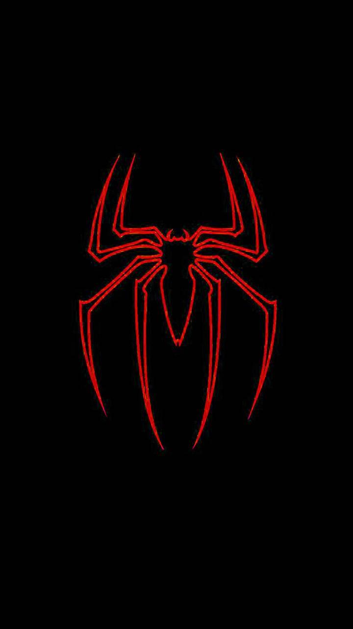 Spiderman Logo Wallpaper By Balapradeep 2d Free On Zedge