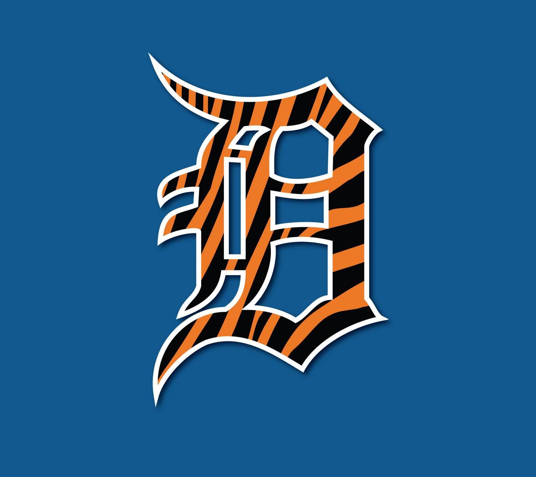 Detroit Tiger Stripe