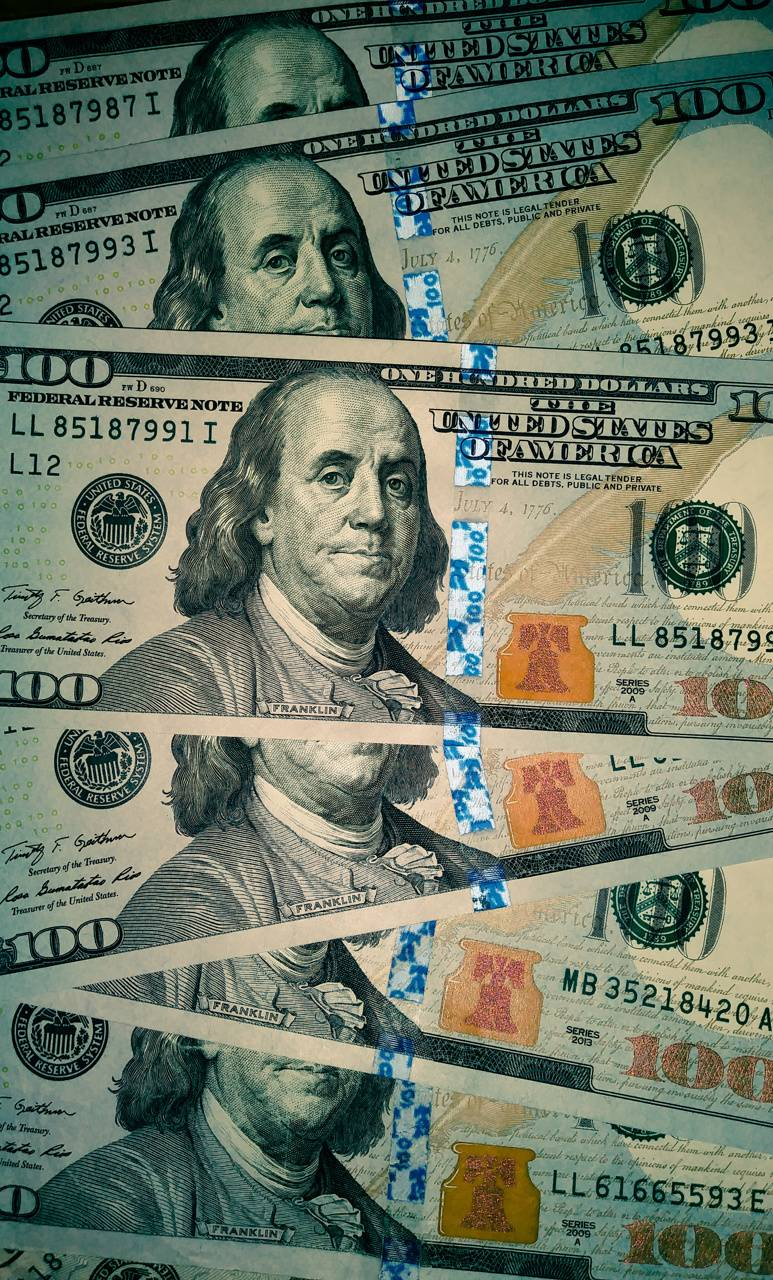 Money Benjamins