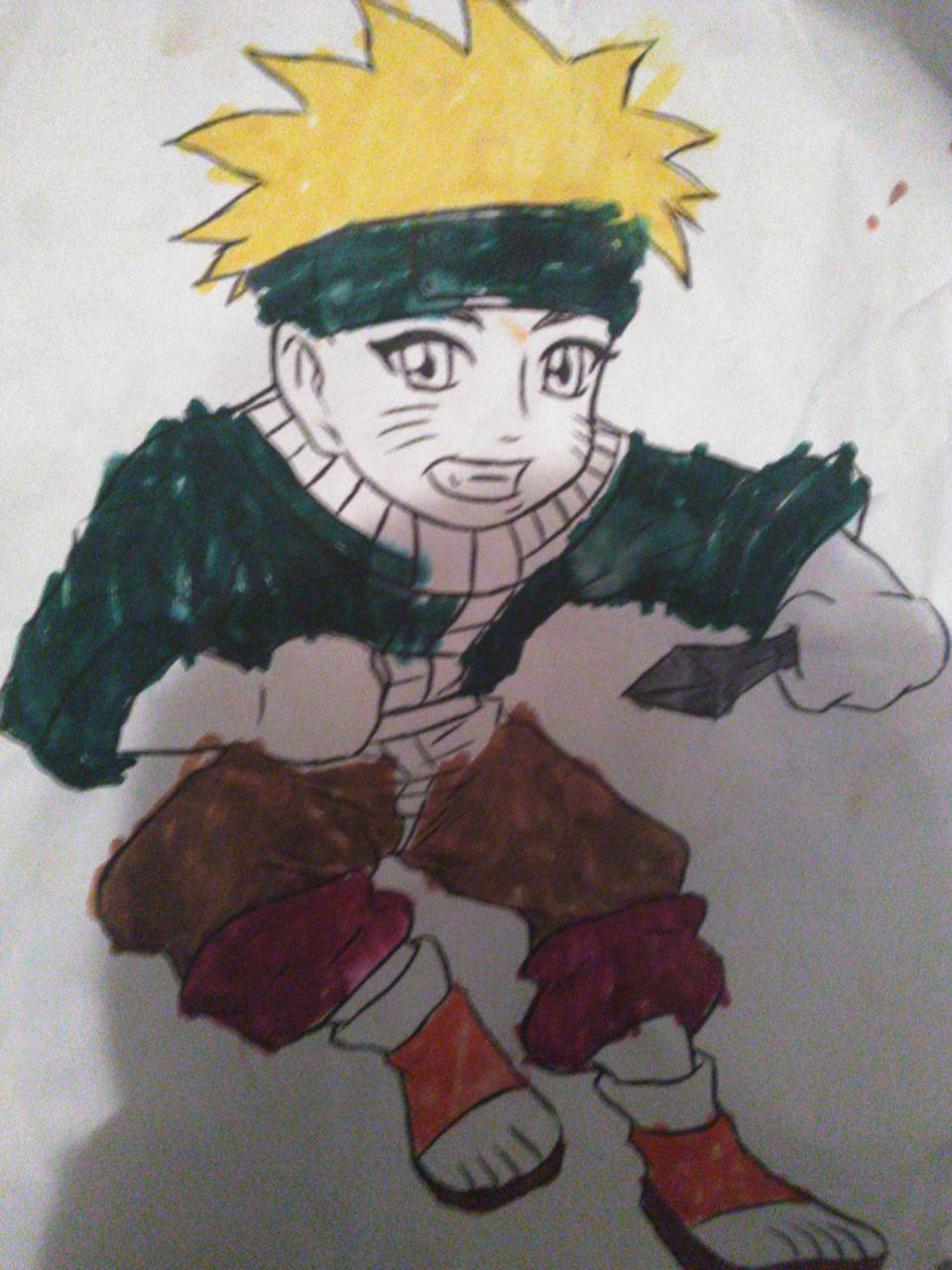 Fan made Naruto