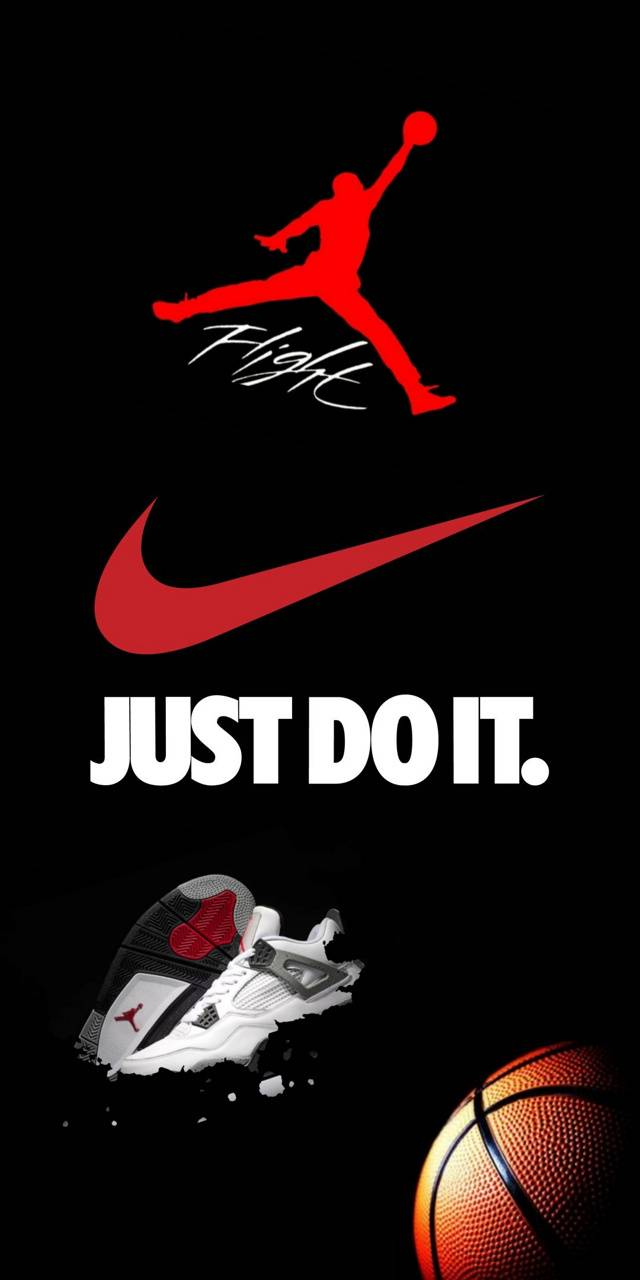 MJ JUST DO IT AJ4