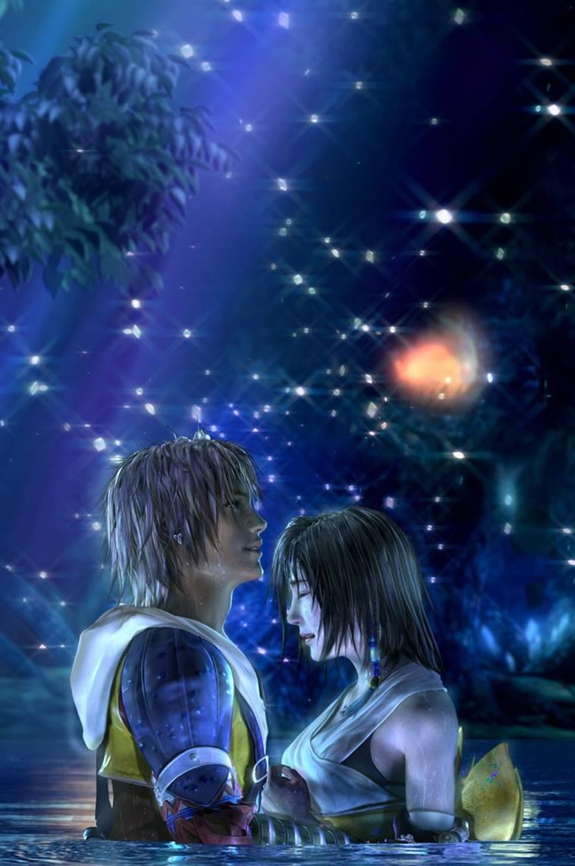 Anime Final Fantasy