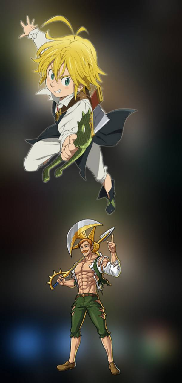 Meliodas-escanor