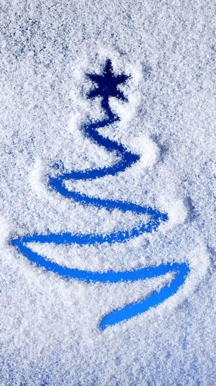 Christmas Tree Snow Wallpapers